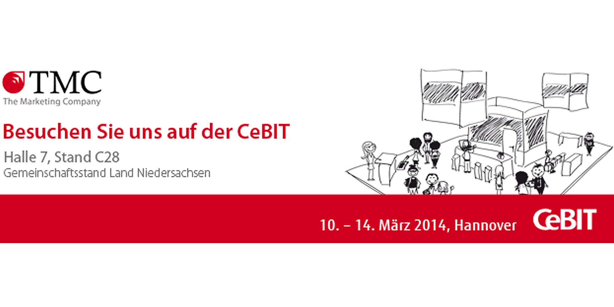 CeBIT 2014 – IT meets Marketing