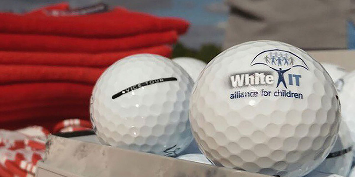 Charity Golf Tournament 2015: Proceeds for the benefit of WhiteIT