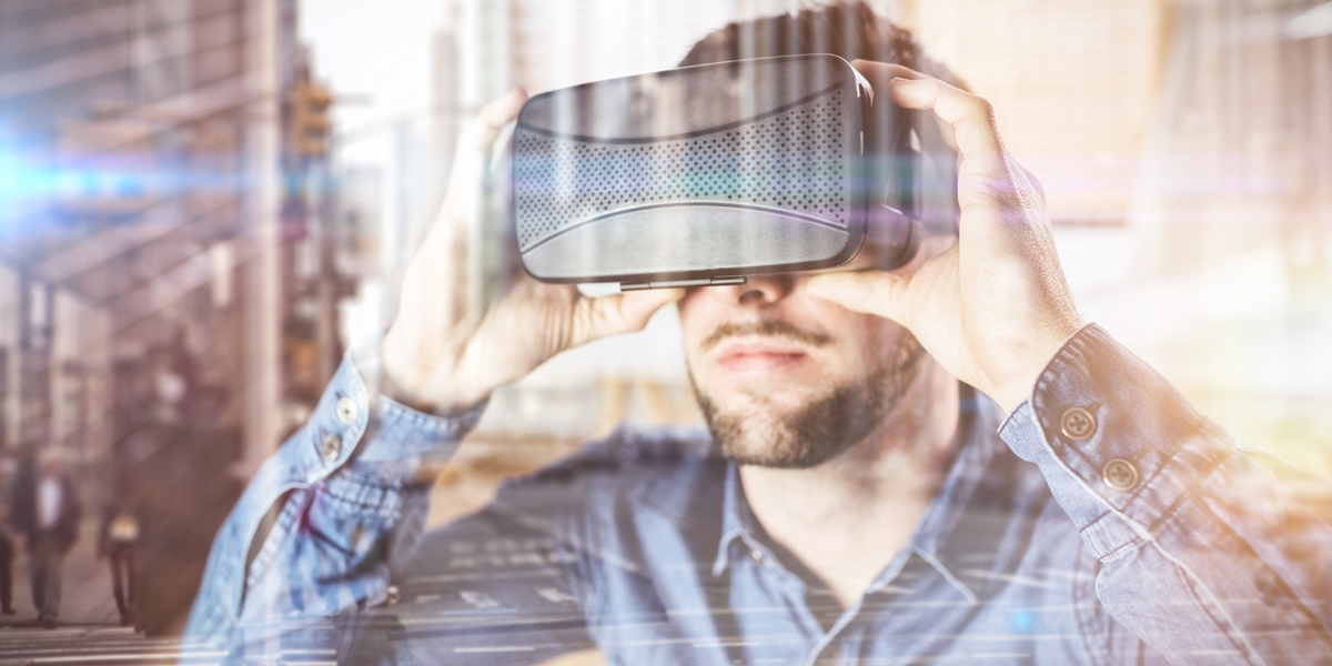 Potential and opportunities offered by VR in marketing